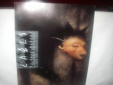 CAGES #1 DECEMBER 1990 DAVE McKEAN TUNDRA PUBLISHING EXCELLENT CONDITION