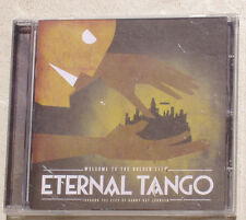 ETERNAL TANGO  : Welcome to the golden city through the eyes of Ronny Roy Jo
