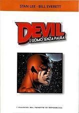 COMICS - I Classici del Fumetto di Repubblica N° 8 - Devil - USATO