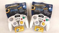 Lot of 2 Nintendo Wii-102 Gamecube Wii Controller New!! Retail Packaging