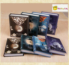 """Like A Dream"" 1pc Luxury Notebook Diary Planner Journal Lock Box Gift Package"
