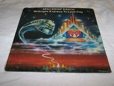 """NEW Spaceship Earth MIDNIGHT EXPRESS TO LOVE CITY Soul ELECTRO Funk BOOGIE 12"""""""