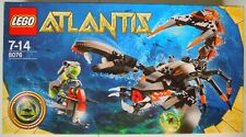 LEGO ATLANTIS 8076 Deep Sea Striker  * Good Condition, Used *