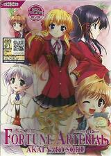 DVD Fortune Arterial (Vol 1-12 End) + free 1 Bonus Anime DVD