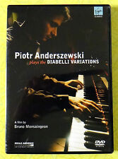 Piotr Anderszewski - Diabelli Variations ~ DVD Movie ~ Classical Piano Music ~