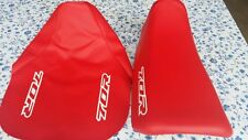 HONDA XR70R 2000 MODEL Replacement Seat Cover (RED) (H20)