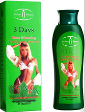 Green tea Slimming Cream Cellulite Removal Fat burning Lose weight
