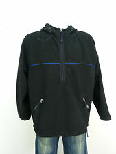 GAP PULLOVER GR M / SCHWARZ & FLEECE  ( L 9455 )