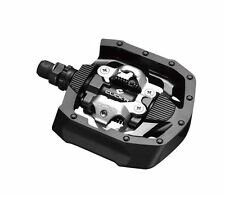 Shimano PD-MT50 CLICK'R Clipless MTB Mountain Bike Pedals cleats Black EPDMT50 W