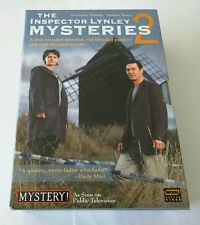 Mystery! - The Inspector Lynley Mysteries 2: Box Set (DVD, 2004)BBC *RARE, 2003*
