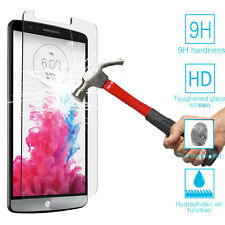 Tempered Glass Screen Protector Film Shield for LG G3 at Verizon VS985 x