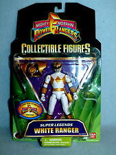 POWER RANGERS mmpr SUPER LEGENDS collectible FIGURE BIANCO MIGHTY MORPHIN RANGER
