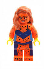 Custom Minifigure Cheetah Superhero Batman Xmen Printed on LEGO Parts