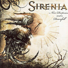 Nine Destinies And A Downfall 2007 by Sirenia Ex-Library
