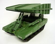GI JOE BRIDGE LAYER Vintage Action Figure Vehicle Toss N Cross COMPLETE 1985