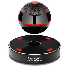 Bluetooth MOXO Portable Floating 3D Magnetic Levitating Speakers Stereo Music