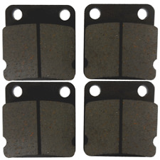 FRONT BRAKE PADS For YAMAHA YFM 250 BEAR TRACKER YFM250X 2001 2002 2003 2004