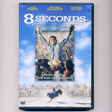 8 Seconds PG-13 rodeo movie, new DVD Luke Perry as Lane Frost, Stephen Baldwin