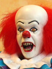 PENNYWISE CLOWN custom 1/6 Figure STEPHEN KING IT DVD CD ERA hot figure toys