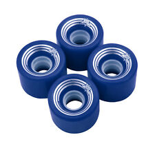 4X Skateboard Wheels for UGIN Losenka Series Pro Cruiser 60mm x 45mm Blue New