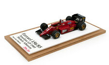 New Ace Models 1/43 1985 Ferrari 156/85 Michele Alboreto Brazilian Grand Prix