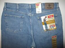 WRANGLER Five Star Relaxed Fit U Shape Jeans Mens 36x32 NWT