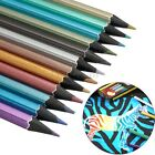 Marco Pro 12 Colors Metallic Non-toxic Colored Drawing Pencils Drawing Sketching