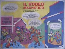 Album anni 60 - AVVENTURE DI RED BILL Il Piccolo Cow Boy   [G.254A]