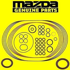 GENUINE MAZDA 13B ROTARY TURBO WATER O-RING SEAL GASKET KIT RX7 FC3S FD3S OEM
