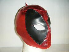UK DEADPOOL KIDS CHILDREN ADULT UNIVERSAL WRESTLING MASK FANCY DRESS UP WRESTLER