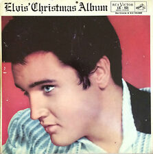 Elvis Presley Christmas 1960 MONO Gatefold RCA Picture Sleeve Unique Brazil