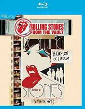 The Rolling Stones: From the Vault - Hampton Coliseum (Live in 1981) (Blu-ray...