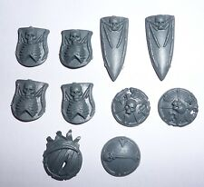 Warhammer Age of Sigmar Vampire Counts Skeletons Shields E – Y648