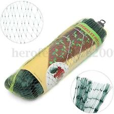 2*4m Anti Bird Netting Pond Green Net Protect Tree Crops Plant Fruit Garden Mesh