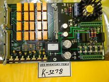 SVG 90S Fluid Temperature Station 99-80295-01 Power Supply Safety Reset Board