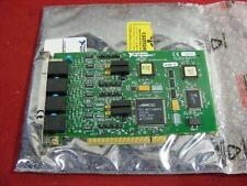 National Instruments PCI RS-232/485 - 4 Channel Isolated Board 485
