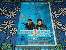 FreeJack - Mick Jagger - Anthony Hopkins - Emilio Estevez  - VHS