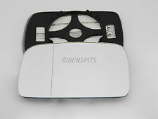 Wing Mirror Glass VW Polo 1994-1999 Wide Angle HEATED Left Side #1006