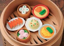 IWAKO Puzzle Eraser / Chinese Food: 60 pcs / 6 Different Styles Assorted