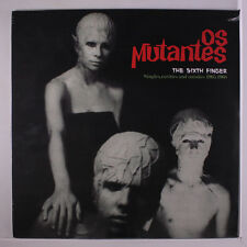 OS MUTANTES: The Sixth Finger: Singles, Rarities & Outakes 1965-1968 LP Sealed
