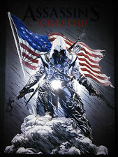 Assassin's Creed III Steelbook Case |OPENED NO GAME RARE COLLECTIBLE