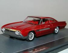 "Matrix Scale Models, 1963 Ford Thunderbird ""Italien"" Fastback Concept Car, 1/43"
