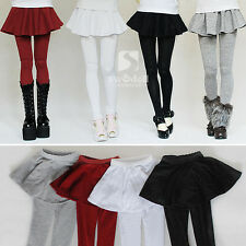 Leggings Skirt for 1/6 YOSD 1/4 MSD 1/3 SD16  BJD Doll Clothes Customized CWB2