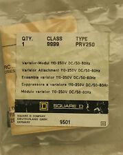 Square D 9999 PRV250 Varistor-Module 9999-PRV250 **SEALED**