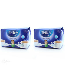Tetley Original 240 Tea Bags x2