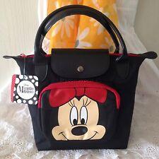 DISNEY MINNIE MOUSE Handbag Clutch Purse Tote Shopper Bag W 31 x H 22 cm (S).