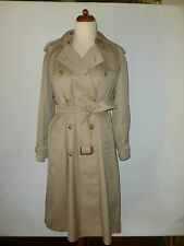 LADIES AUSTIN REED BRITISH MADE     TRENCH/RAIN COAT   SIZE UK 16L