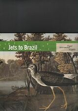 JETS TO BRAZIL - four cornered night LP black vinyls