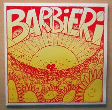 BARBIERI Mondi diversi LP 1994 MINT Beat, Rock TDLP881