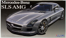 Fujimi RS-86 Mercedes Benz AMG SLS 1/24 scale kit
